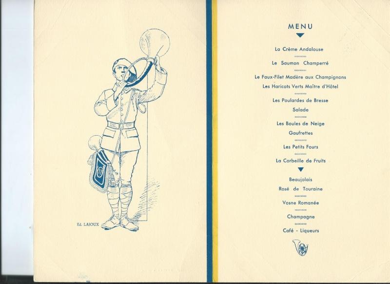 Banquet de l'EDELWEISS en 1933 L_edel11