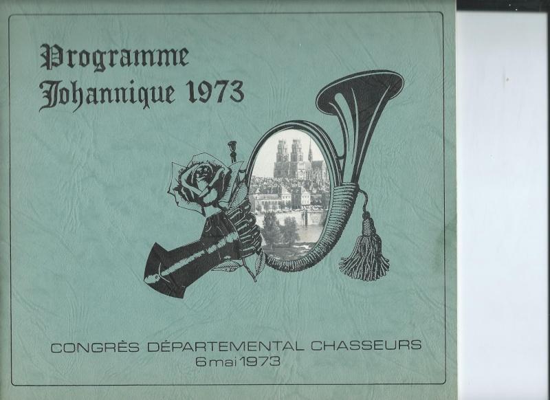 Congrès Départemental d'Orléans 1973 Michel10