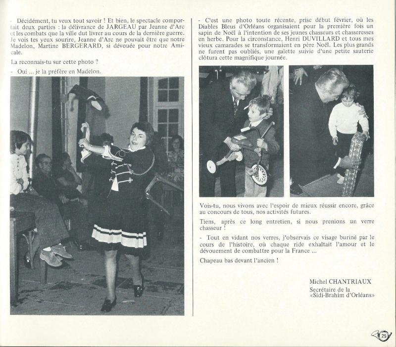 Congrès Départemental d'Orléans 1973 Michel11