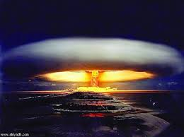 الاسلحة النووية