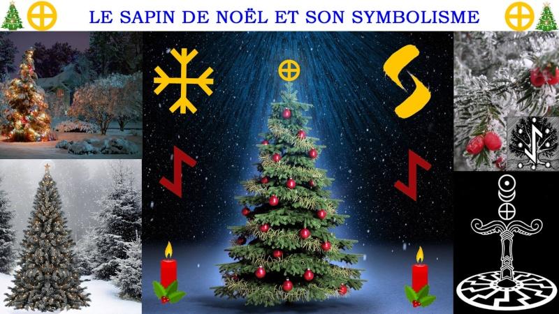 LE SAPIN DE NOËL... TOUT UN SYMBOLE PAÏEN... 14858910