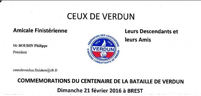 [ Histoires et histoire ] LE CENTENAIRE DE LA GRANDE GUERRE - Page 3 Verdun10