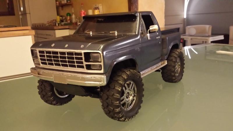 Pick up ford f150 1980 blackfoot, et f150 1992 20160213