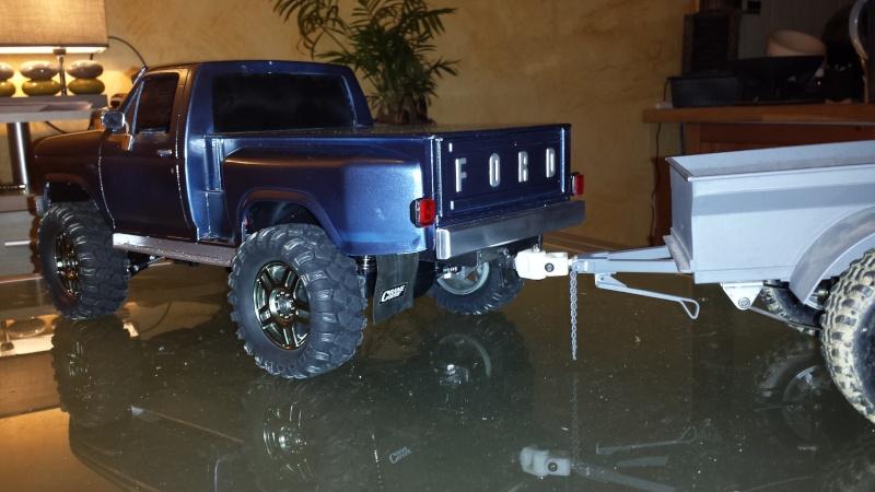 Pick up ford f150 1980 blackfoot, et f150 1992 20160214