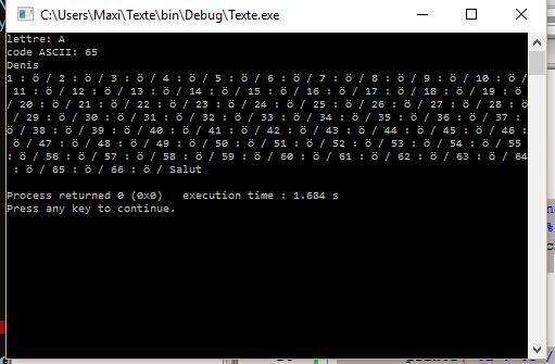 maxiNoob apprend le C Consol10