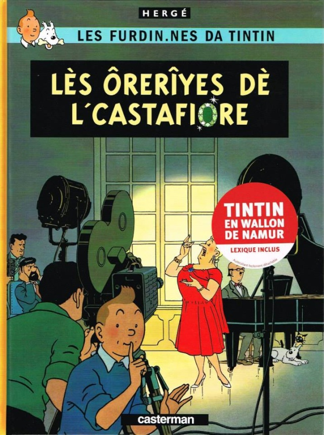 Pour les fans de Tintin - Page 10 99589812
