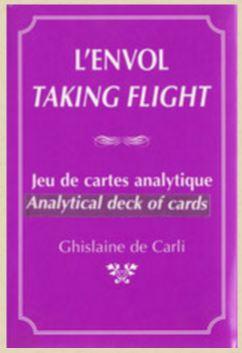 "Livre de l'oracle "" l'Envol "" oracle psycho-intuitif créé par Ghislaine de Carli médium... en Ebook Envol_12"