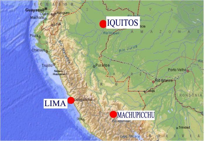 Pérou : la cérémonie chamanique vire au meurtre entre Occidentaux Iquito10