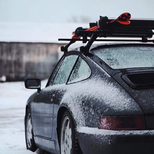 Porsche en hiver - Page 2 12507611