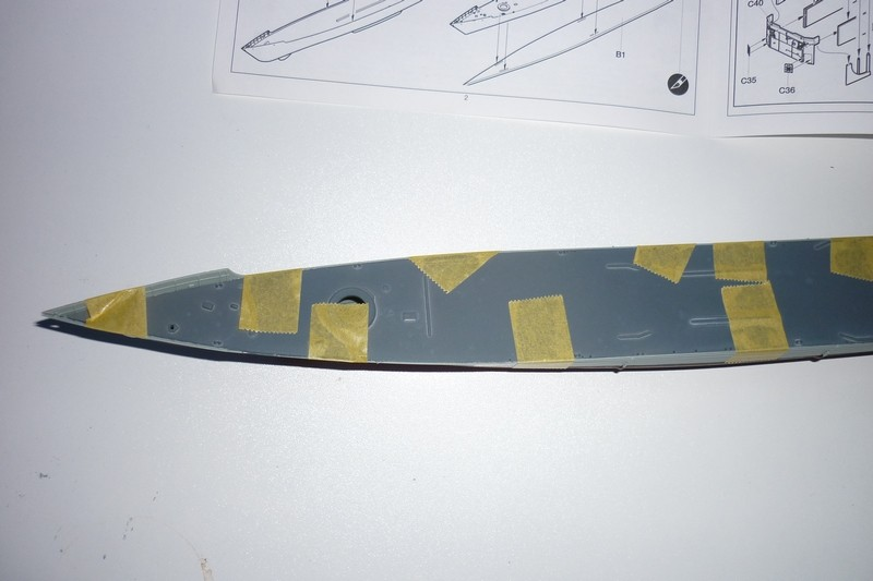 USS Oliver Hazard Perry FFG-7 1/350 - Academy - par Gomick 002-as10