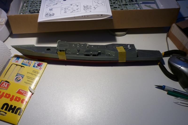 USS Oliver Hazard Perry FFG-7 1/350 - Academy - par Gomick - Page 3 005-po10