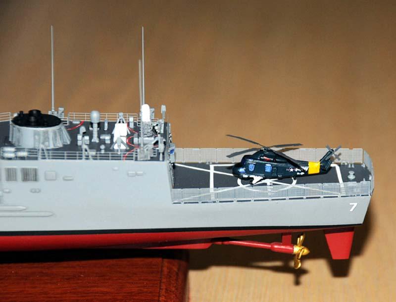 USS Oliver Hazard Perry FFG-7 1/350 - Academy - par Gomick - Page 4 Ffg7-110