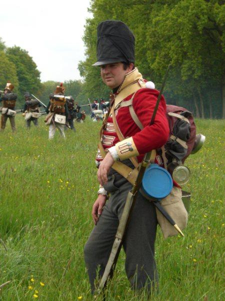 Chasseurs Britanniques Regiment Cimg7110