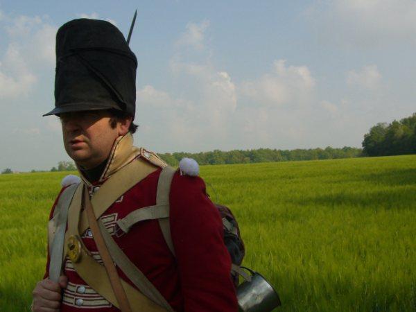 Chasseurs Britanniques Regiment Cimg7111
