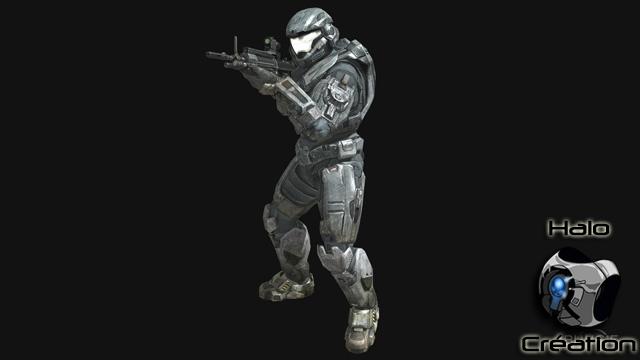 Personnages de Halo Reach (Spartan/Emile/Characters/John 117/Jorge/Noble Team/Noble 6) 1213