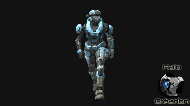 Personnages de Halo Reach (Spartan/Emile/Characters/John 117/Jorge/Noble Team/Noble 6) 1215