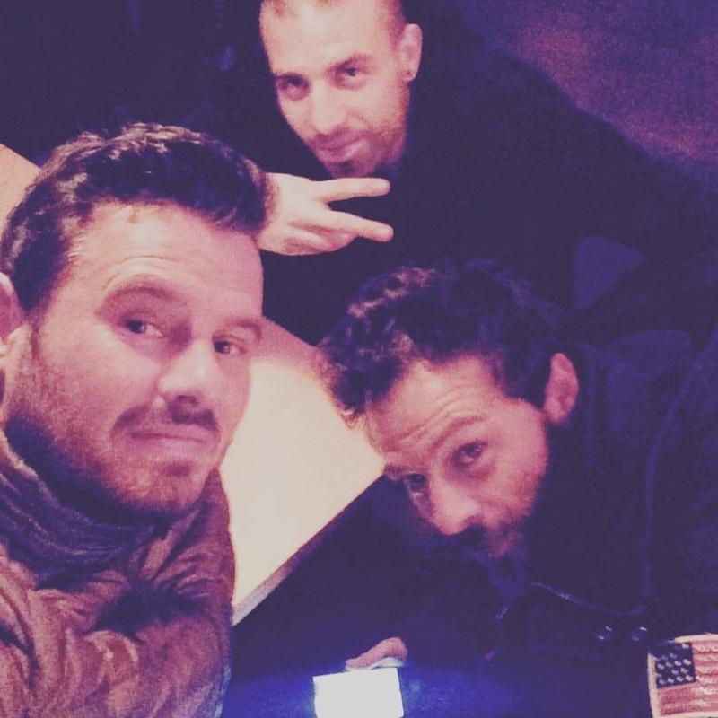 [26.11.15](Facebook) Studio avec Di Marco 12279210