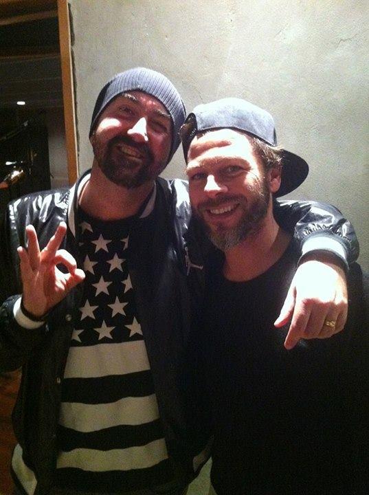 [26.11.15](Facebook) Studio avec Di Marco 12301510