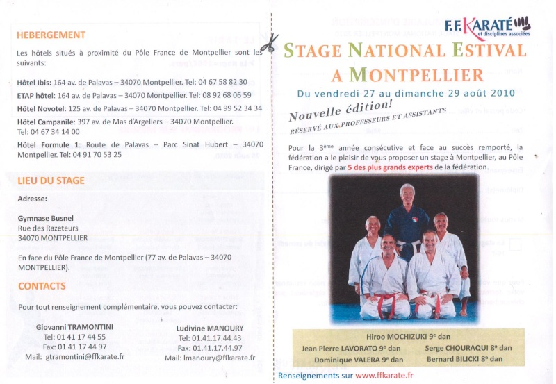 stage national estival a montpellier Stage10