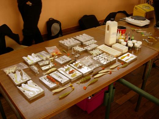 Salon de la pêche à FLAVY LE MARTEL le 17 avril 2010 Dscn7225