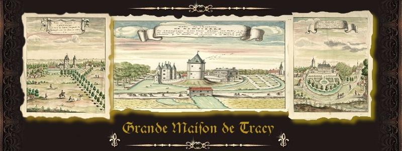 Domaine de Tracy et de Dampierre de l'Aube