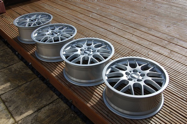 """18"""" 5x112 BBS RX 207 - AWESOME and MINT! Bbs_110"""