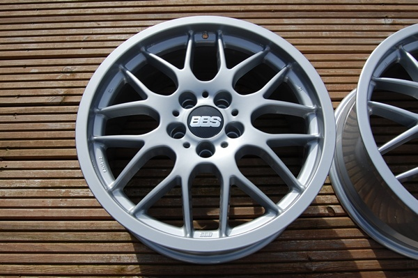 """18"""" 5x112 BBS RX 207 - AWESOME and MINT! Bbs_210"""