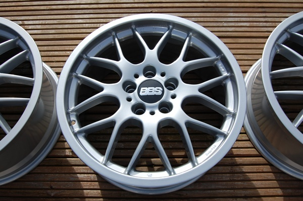 """18"""" 5x112 BBS RX 207 - AWESOME and MINT! Bbs_310"""