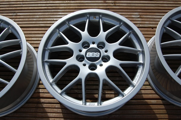 """18"""" 5x112 BBS RX 207 - AWESOME and MINT! Bbs_410"""