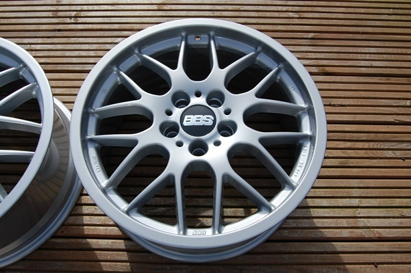 """18"""" 5x112 BBS RX 207 - AWESOME and MINT! Bbs_510"""