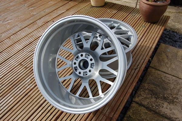 """18"""" 5x112 BBS RX 207 - AWESOME and MINT! Bbs_610"""