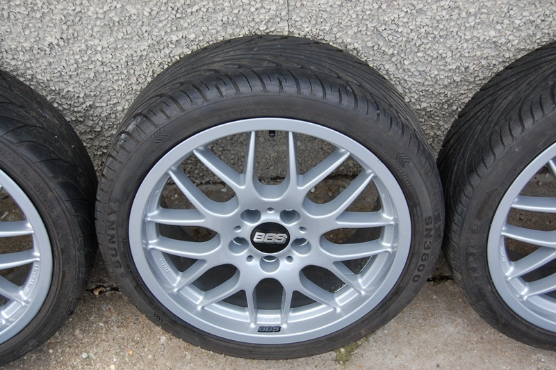 """18"""" 5x112 BBS RX 207 - AWESOME and MINT! Bbs_ty11"""