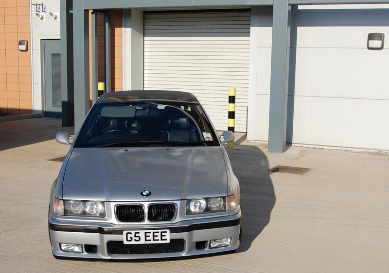 1996 BMW M3 Evo Saloon M3_a110