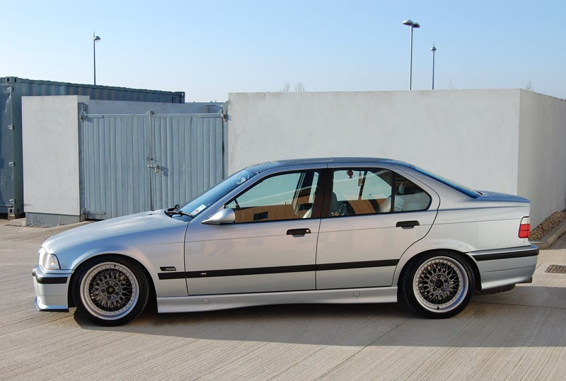 1996 BMW M3 Evo Saloon M3_a210