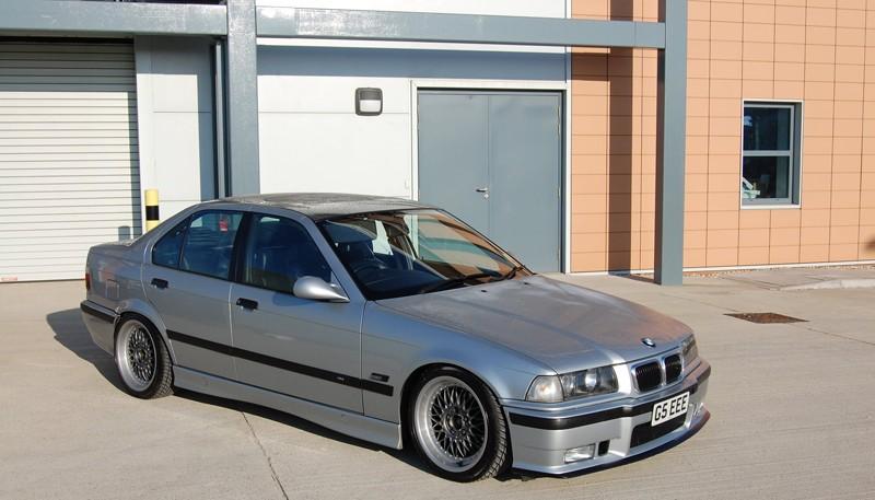 1996 BMW M3 Evo Saloon M3_a310