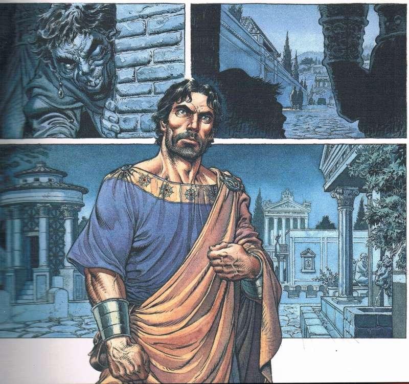 Murena a t-il remplacé Alix ? - Page 6 Murena10