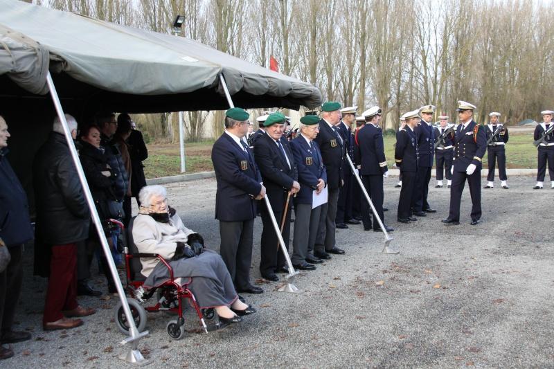 [ Fusiliers Marins ] Inauguration du stand de tir au nom de L'OE2 Nozières Jean Img_0510