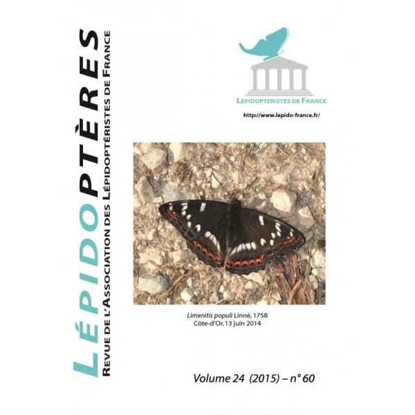 La revue « Lépidoptères » 135-3010