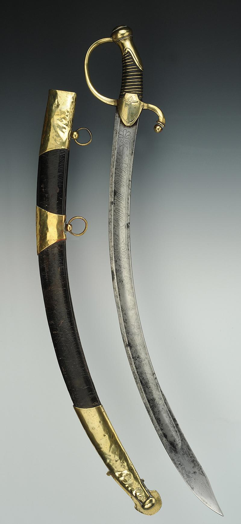 CHASSEUR A CHEVAL 1792 Sabre-10