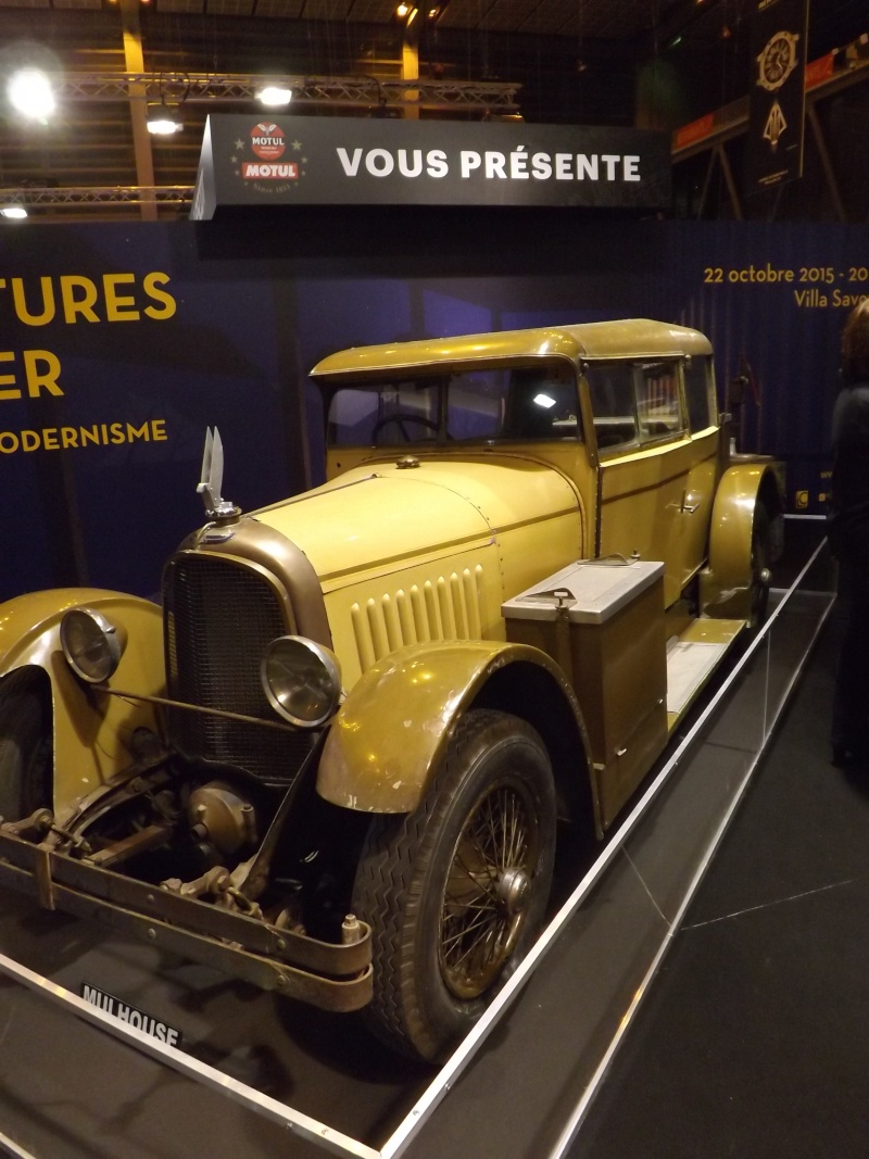 Retromobile 2016 Divers41
