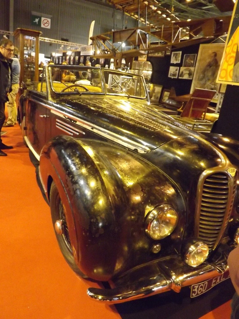 Retromobile 2016 Divers43