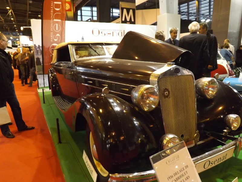 Retromobile 2016 Divers46