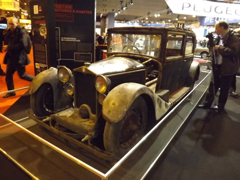 Retromobile 2016 Divers48