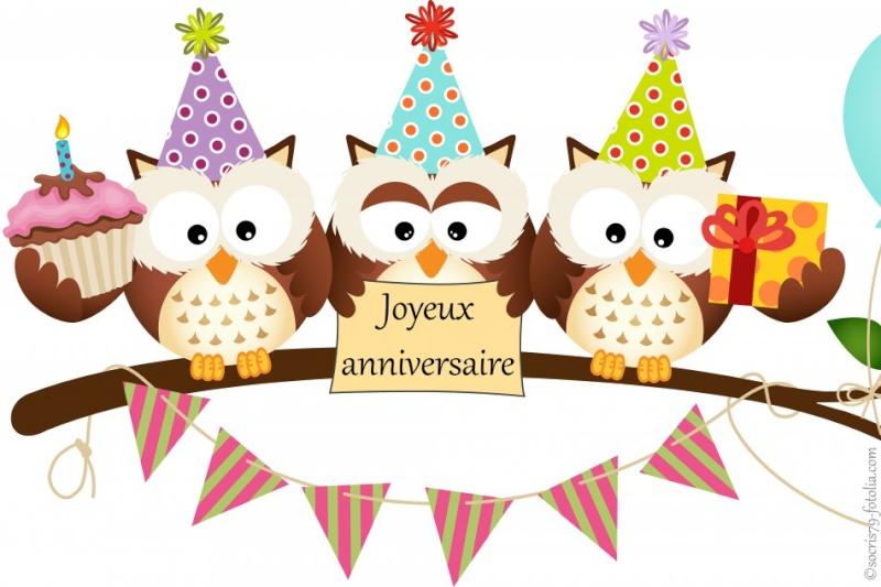 Joyeux anniversaire Choufinours ! Annive12