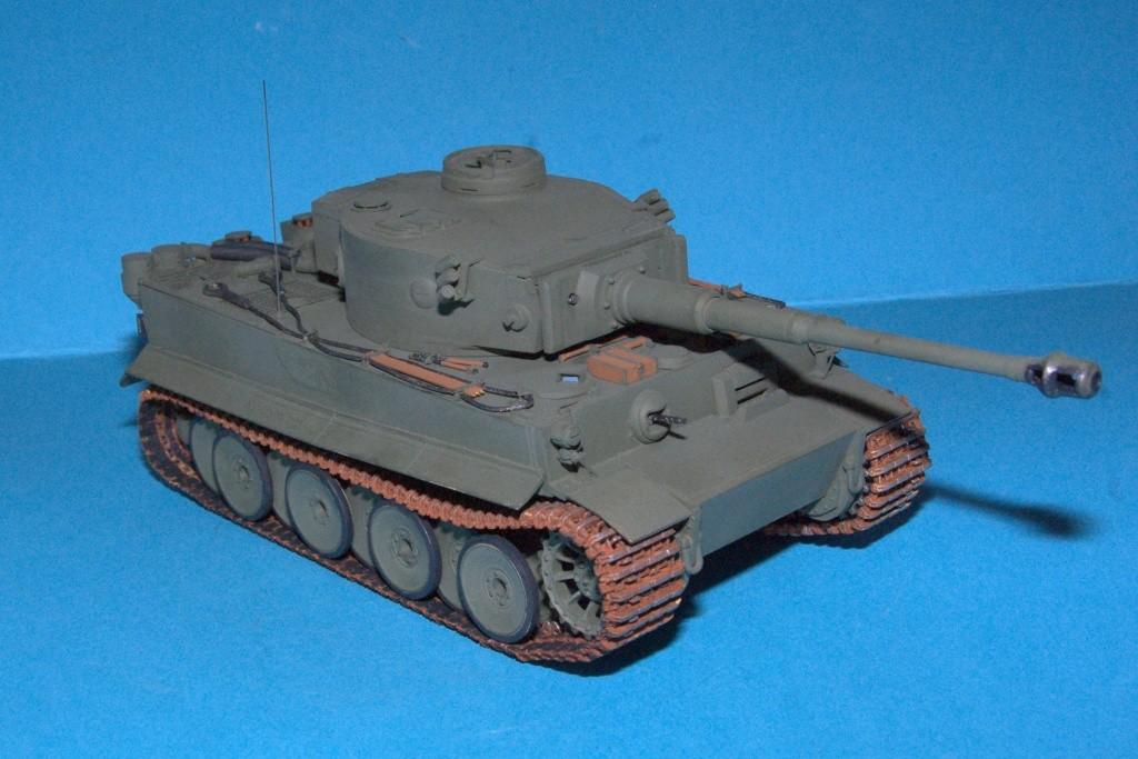 tiger - Tiger I 142 Tunisie Rye Field Model Imgp8622