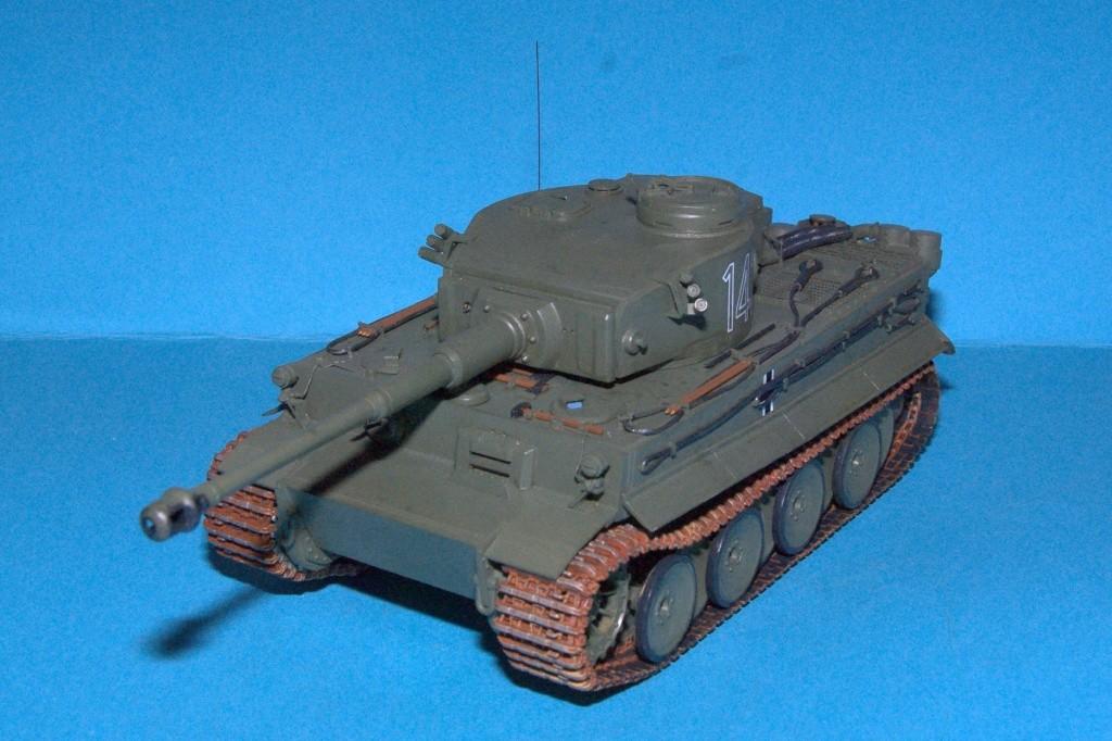 tiger - Tiger I 142 Tunisie Rye Field Model Imgp8623