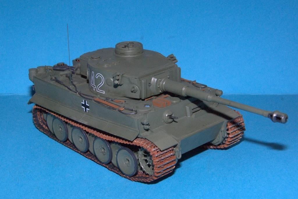 tiger - Tiger I 142 Tunisie Rye Field Model Imgp8626