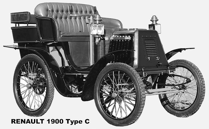 TONNEAU RENAULT 1900 C-190010