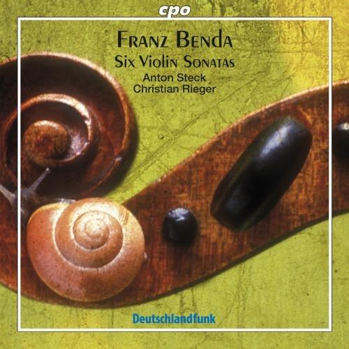 Franticek (Franz) Benda (1709-1786) 5111c210