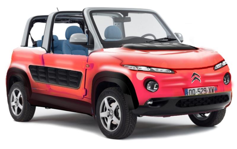 2015 - [Citroën] e-Mehari (ex-Bluesummer) - Page 2 Image110